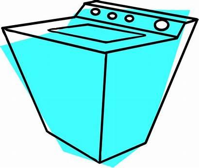 Washing Machine Clip Appliance Repair Clipart Cuci