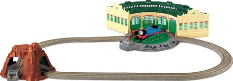 Tidmouth Sheds Trackmaster Set by Tidmouth Sheds Set And Friends Trackmaster Wiki