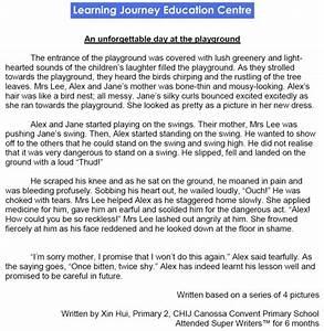 my mother childhood essay