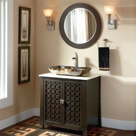 adelina contemporary vessel sink bathroom vanity