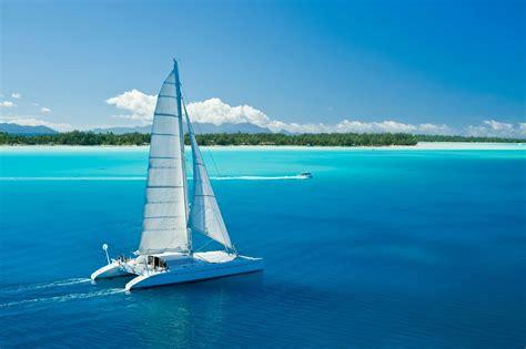 Catamaran Pictures by Catamaran Sailing Wallpaper