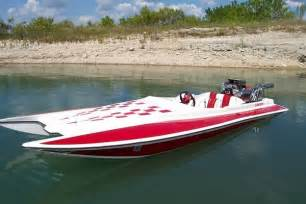 Pickle Fork Speed Boats For Sale