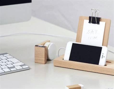 Accessoires De Bureau Design - accessoires bureau design bois