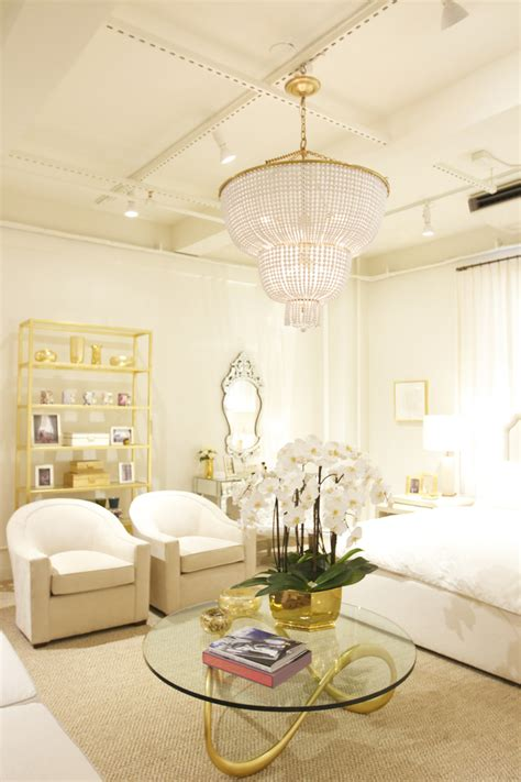 Home Decor - aerin gold home decor inspiration cheetah is the new