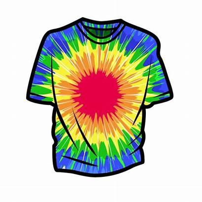 Dye Tie Vector Clip Shirt Clipart Die