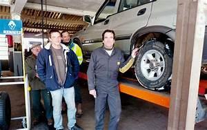 Garage Auto Libourne : un garage automobile rue des tuili res sud ~ Gottalentnigeria.com Avis de Voitures