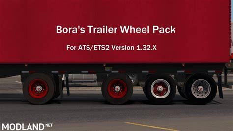 boras trailer wheel pack  ets  mod  ets
