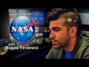 NASA's Mohawk Guy marvels at newfound fame ... and Mars ...
