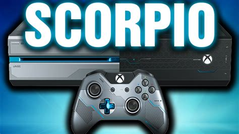 xbox 1 scorpio new powerful xbox console in 2017 quot scorpio quot xbox one slim design soon