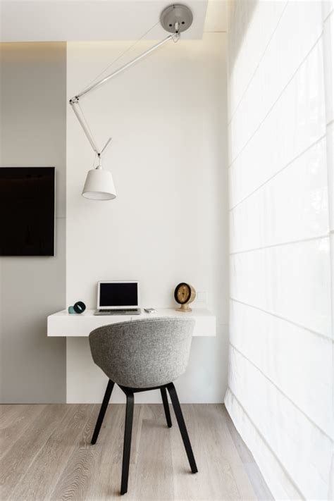 Minimalist Apartment For A Family Of Four by Minimalist And Warm Apartment Design