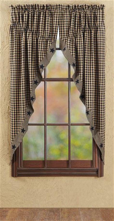 42 best images about Primitive Curtains on Pinterest