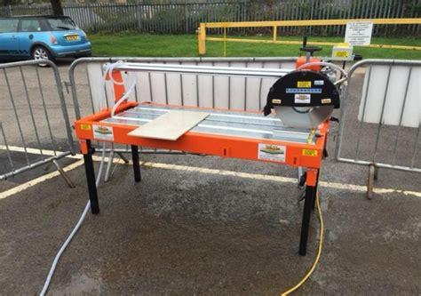 Saw Tile Cutter Hire by Hire Bridge Saw 1200 X 110mm Tile Cutter For Sale Wh