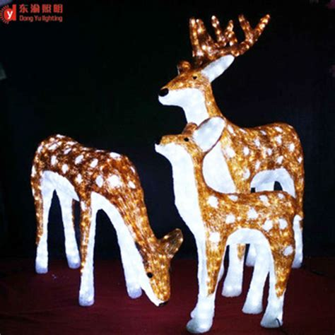 christmas outdoor decoration animated led christmas