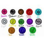 Elemental Symbols Deviantart Favourites