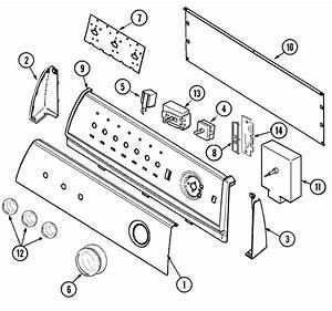 Crosley Dryer Wiring Diagram : crosley crosley laundry parts model cde8500azw sears ~ A.2002-acura-tl-radio.info Haus und Dekorationen