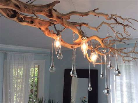 tree branch chandelier the 25 best ideas about branch chandelier on