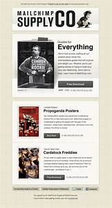 beautiful email newsletters for your inspiration hongkiat With mail chimp newsletter templates