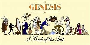Genesis 'Trick Of The Tail' - Happy 40th Anniversary ...