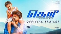 Theri Movie Trailer & Review - Silverscreen.in