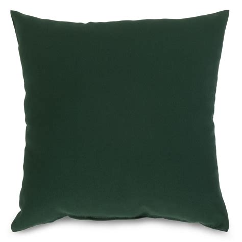 green outdoor throw pillow bsqigr k dfohome