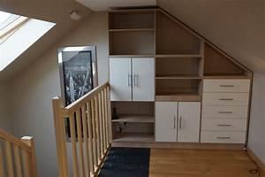 meuble sur mesure en quelques clics et au meilleur prix With meuble sous pente