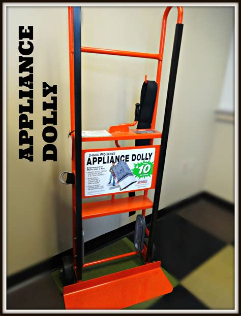 appliance dolly moving insider