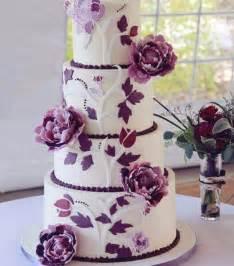 gateau mariage original gâteau de mariage original en 105 idées de décoration florale