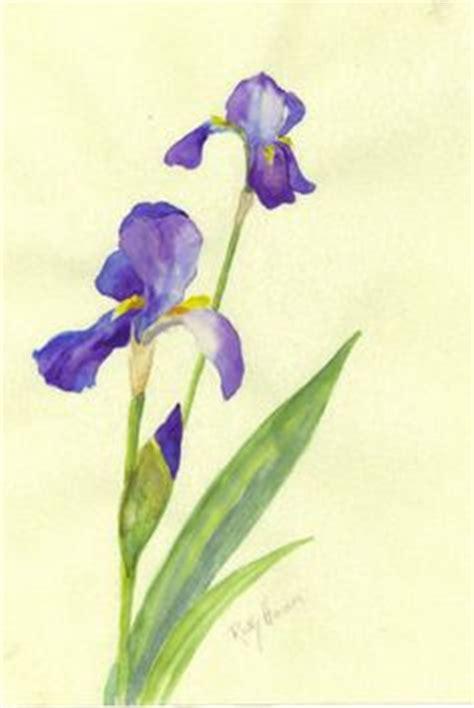 iris flower water  clipart clipground