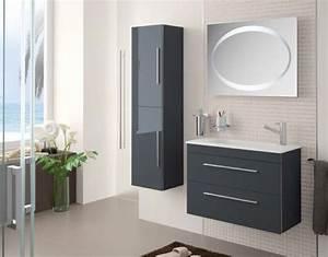Meuble Tiroir Salle De Bain : meubles lave mains robinetteries meuble sdb meuble de salle de bain suspendu 60 cm serie ~ Teatrodelosmanantiales.com Idées de Décoration