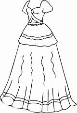 Coloring Pages Clothes Printable Clothing Preschoolers Winter Dresses Colouring Preschool Sheets Getcolorings Worksheets Clipart Library Popular Wecoloringpage sketch template