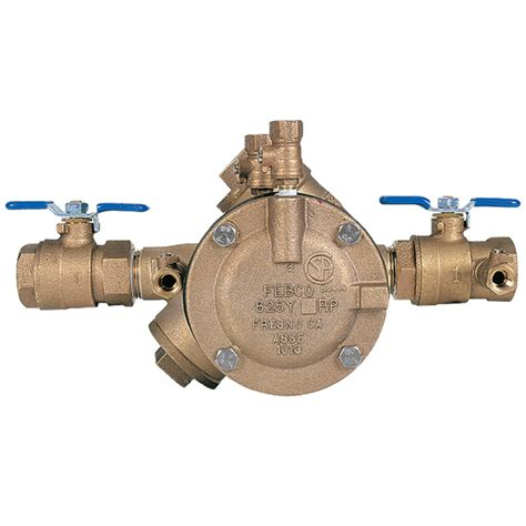 Hose Bib Timer Valve Battery Operated by 2 Inch Lead Free 825y Backflow With Valve