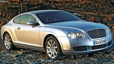 Bentley Bis 2020 by Bentley Continental Gt I Autobild De