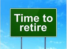 Working Days to Retire