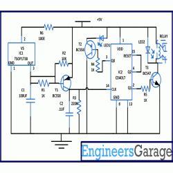 Remote Controlled Toy Car Circuit Diagram Engineersgarage