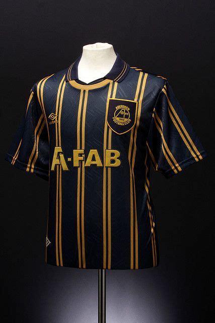 Aberdeen Football Shirt (away, 1993-1994) | Football ...