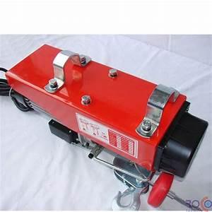 Palan Electrique 220v : palan 990 treuil electrique 220v 495 990 kg ~ Edinachiropracticcenter.com Idées de Décoration