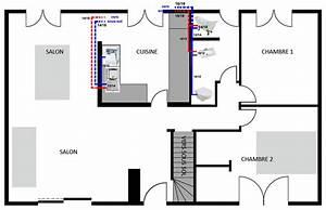 Logiciel Plan Maison Sketchup : logiciel dessin de maison modern aatl ~ Premium-room.com Idées de Décoration