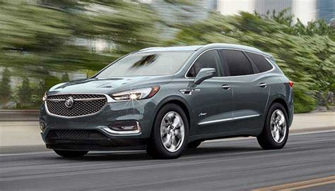 2019 Buick Enclave Changes, Specs, Price  20182019 Suvs
