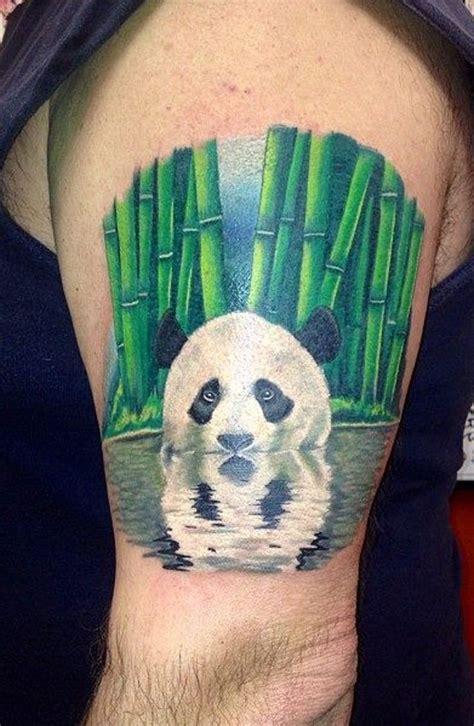 ideas  panda tattoos  pinterest mandala