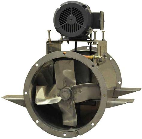 tube axial fan catalogue all stainless steel tubeaxial fans continental fan