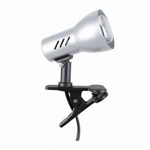 Leselampe Zum Klemmen : tischlampe klemmleuchte schreibtisch klemmlampe e27 60w 40w e14 farbig ebay ~ Orissabook.com Haus und Dekorationen