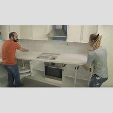Video Eine Arbeitsplatte In Der Küche Einbauen Mein
