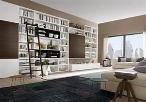 Meuble But Salon : meubles de salon 96 id es pour l 39 int rieur moderne en photos superbes ~ Teatrodelosmanantiales.com Idées de Décoration