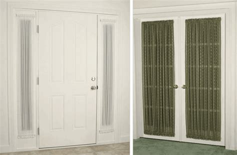 sidelight curtains  size   order sidelight