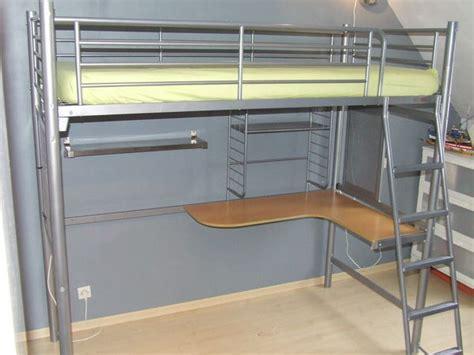 Lit Mezzanine Bureau 1 Place