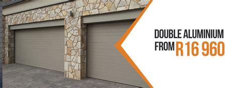 rightfit garage doors aluminium garage doors