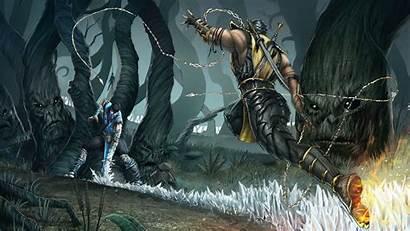 Mortal Kombat Anime Zerochan Board