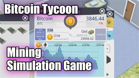 The 10 blockchain games of 2020 so far by gamerbloo. Bitcoin Tycoon - Mining Simulation Game | First ...