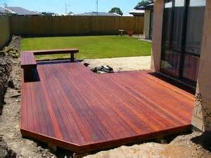 outdoor furniture hardwood decking timber flooring