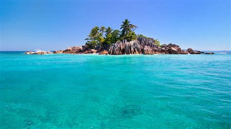 Seychelles Île nature paysage wallpapers HD #13 - 1366x768 ...